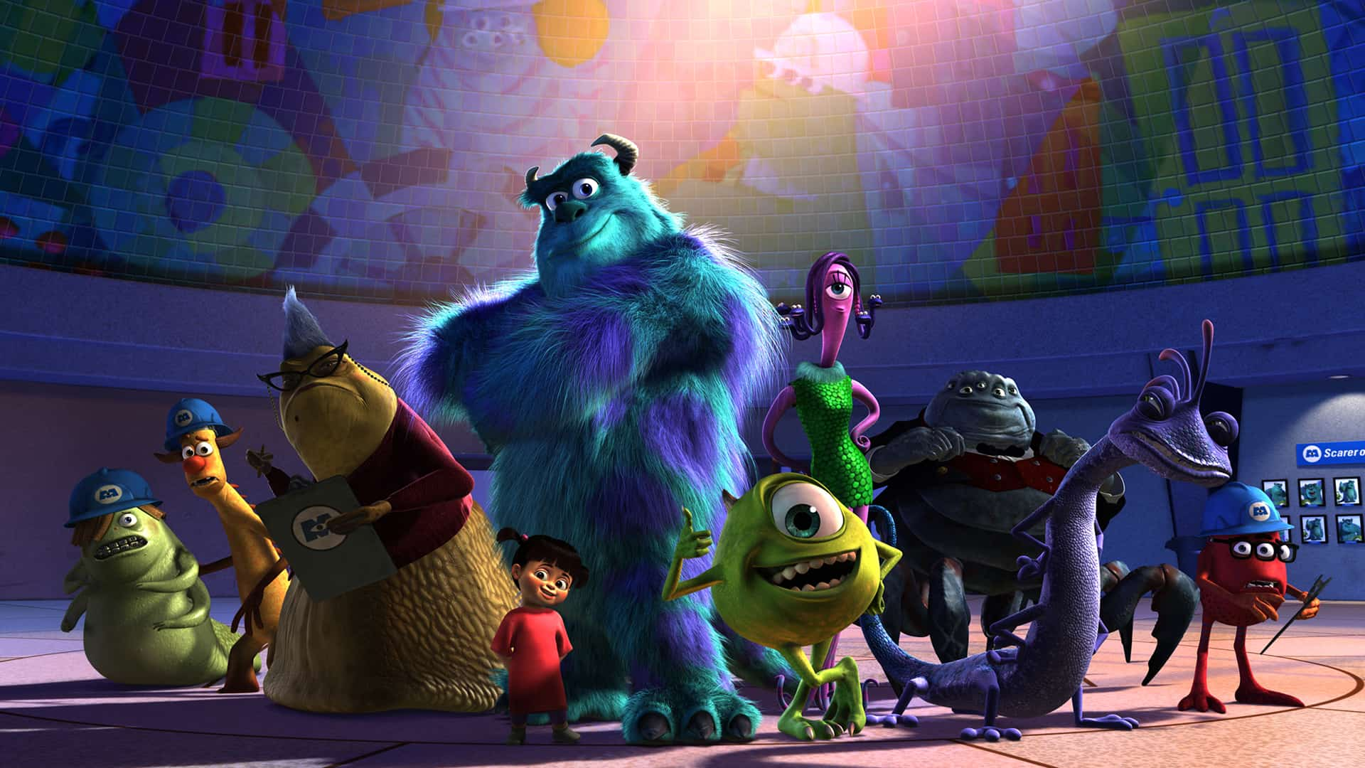 monsters inc 2