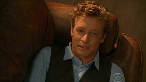 Mentalist The Scarlet Letter Patrick Jane Simon Baker screencaps photos pictures images