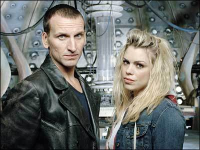 nine, billie, piper, ecclestone, chris, doctor who