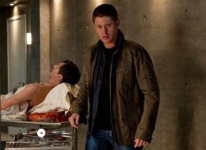 "Sneak Peek   Supernatural 6.06 ""You Can't Handle the Truth"""