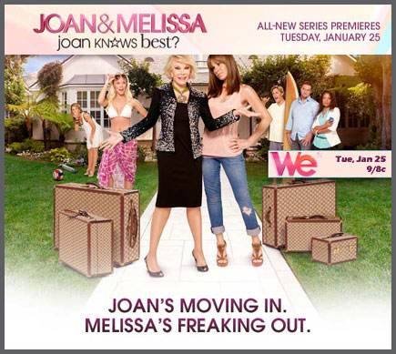 Joan Knows Best Renewed by WE