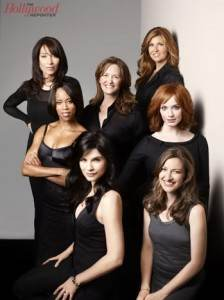 drama actress Emmy roundtable