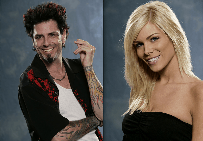 Big Brother 13 - Dick and Daniele Return