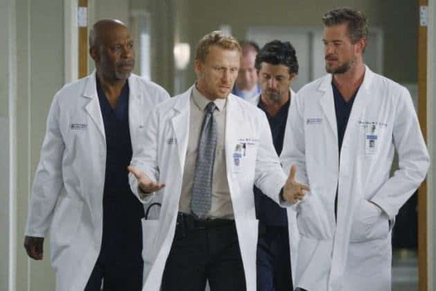 Grey's Anatomy Photos: It's All About the Boys in Episode 8.04