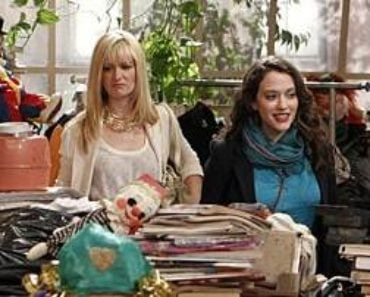2 Broke Girls - And Hoarder Culture