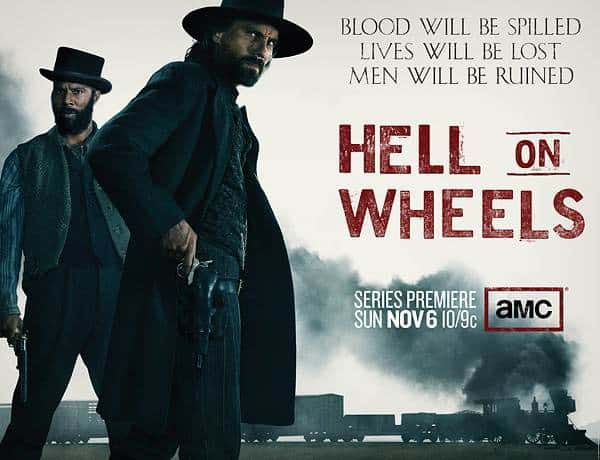 "Tonight on Hell on Wheels: 1.01 ""Pilot"" (Series Premiere)"