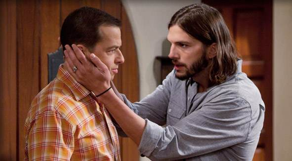 "Two and a Half Men 9.09 ""Frodo's Headshots"" Recap"
