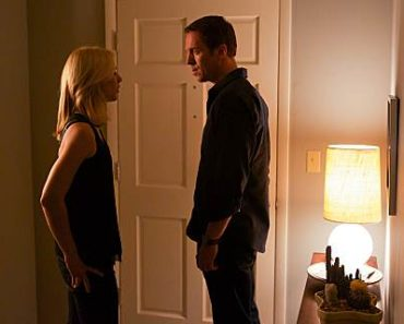 Homeland Carrie and Brody