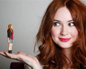 Amy Pond / Karen Gillan in Doctor Who