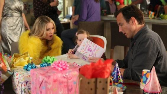 Up All Night Sneak Peeks: Molly Shannon Guest Stars; Amy Celebrates Her First Birthday