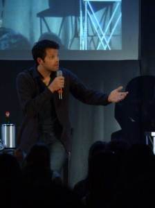 Supernatural JIB Convention