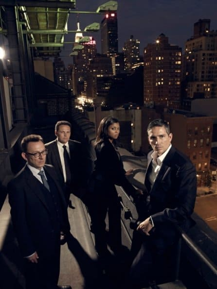 Person of Interest 2.01 Recap Finch's 'Contingency' Plan