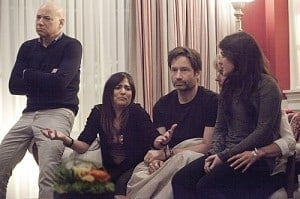 Californication 6 02 Sneak Peeks Charlie Visits Hank At Rehab
