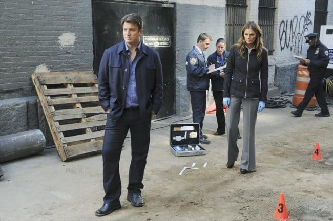 "Castle Photos: 5.20 ""The Fast and the Furriest"""