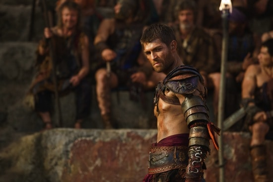 Spartacus Series Finale Preview: A Man Accepts His Fate