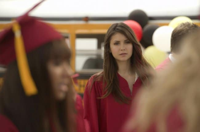 "The Vampire Diaries 4.23 ""Graduation"" Review"