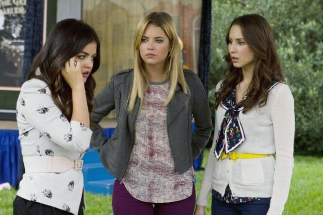 "Pretty Little Liars Summer Finale Promo: The Start of World War ""A"""