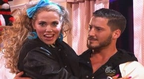 Elizabeth Berkley, Saved By The Bell, and Dancing With the Stars