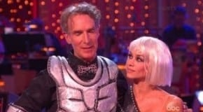 Bill Nye Dances To Daft Punk on Dancing with the Stars