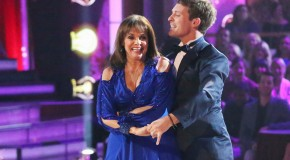 Valerie Harper Exits but Inspires on Dancing with the Stars