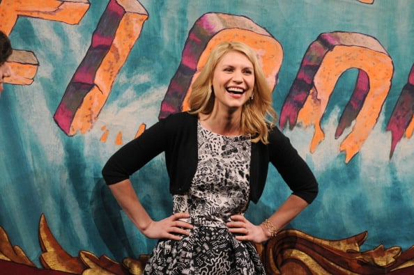 Claire Danes Honored As Harvard University's Hasty Pudding Club's 2012 Woman Of The Year