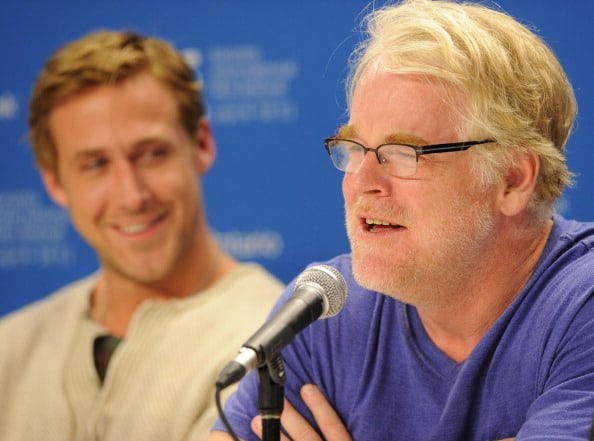 """The Ides Of March"" Press Conference - 2011 Toronto International Film Festival"