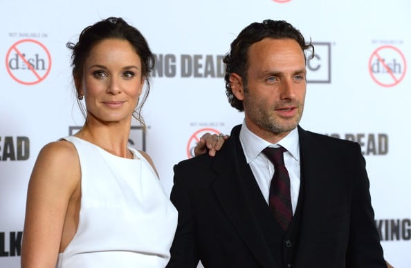 12 Things You Didn T Know About Andrew Lincoln