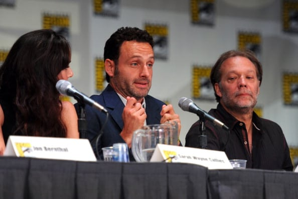 "AMC's ""The Walking Dead"" Panel - Comic-Con 2011"