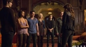 "The Vampire Diaries 5.14 Review: ""No Exit"""