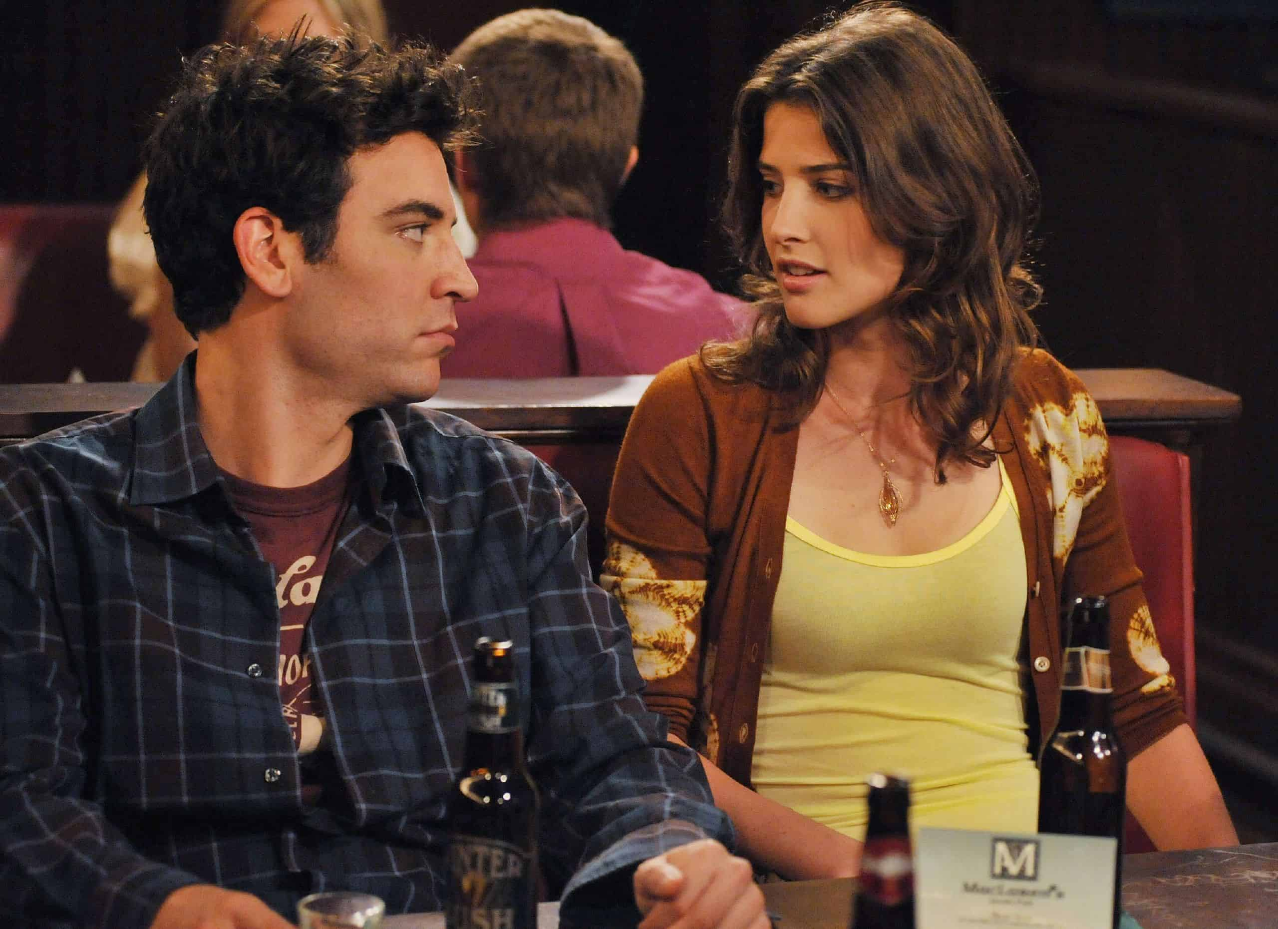 How I Met Your Mother Ted and Robin