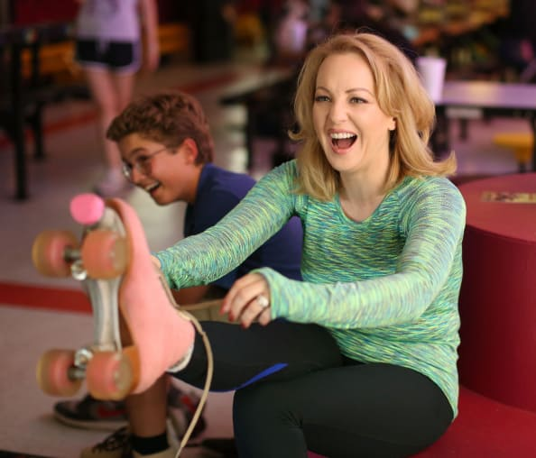 """The Goldbergs"" Press Event"