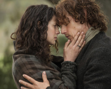 Outlander - Golden Globes