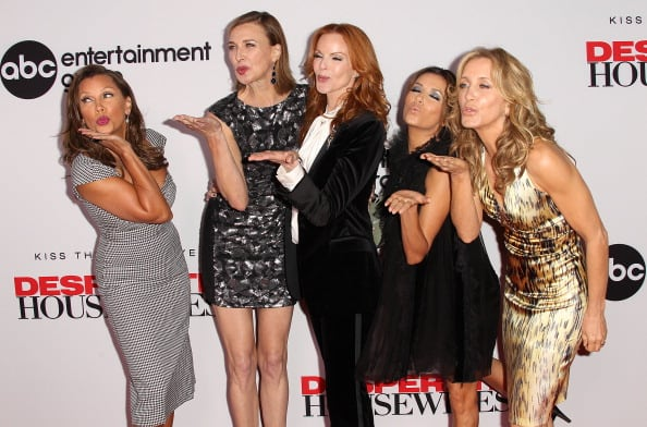 "Disney ABC Television Hosts ""Desperate Housewives"" Final Season Kick-Off Party"
