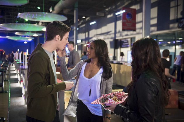 The flash barry and iris dating