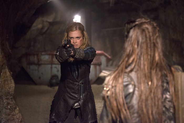 How the 100 season 2 proved that clarke griffin is the for Exposicion cuarto milenio en valencia