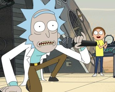 SDCC 2016: Rick & Morty