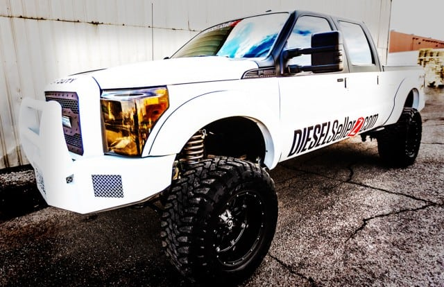 Diesel Brothers Mega Ram >> Diesel Brothers Trucked Out Show Is Renewed And A Ford F650 El