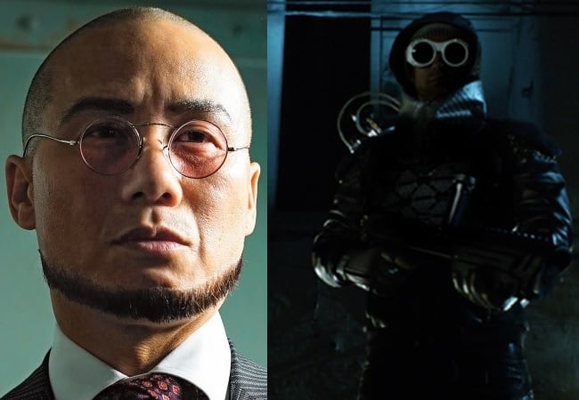 Gotham Hugo Strange Freeze