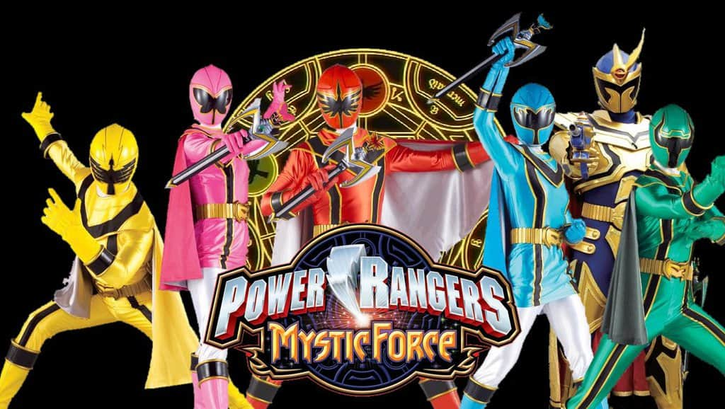 Did You Know There Were This Many Power Rangers Shows