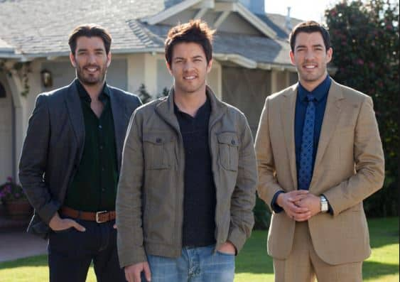 The property brothers actually have another brother Who are the property brothers