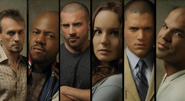 Bs Series Prison Break