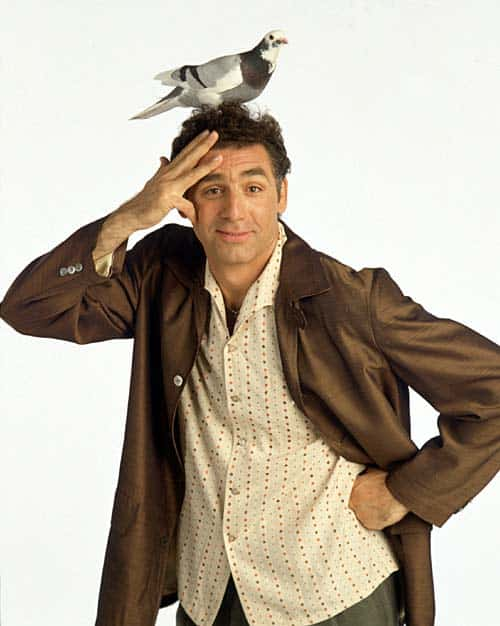 """SEINFELD""  Pictured: Actor MICHAEL RICHARDS as Kramer."