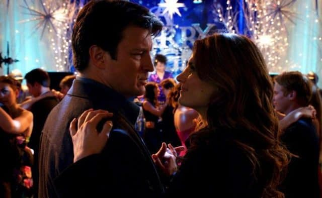 Castle Canceled /pic from season 6 copyright ABC