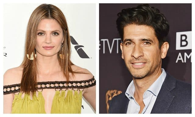 The Rendezvous - Stana Katic and Raza Jaffrey