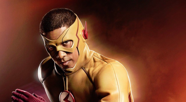 The Flash Kid Flash Season 3