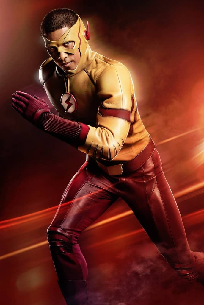 Wally West The Flash
