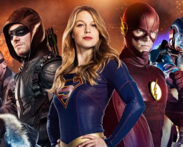 The DC Superheroes of the CW