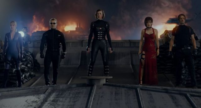 Check Out The First Trailer Poster For The Final Resident Evil