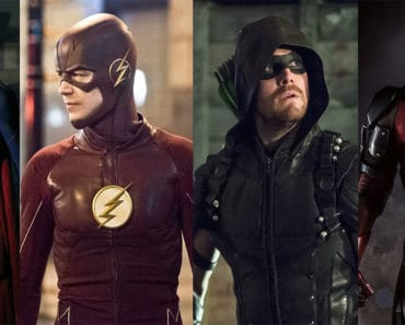 Arrow, The Flash, Supergirl, Legends
