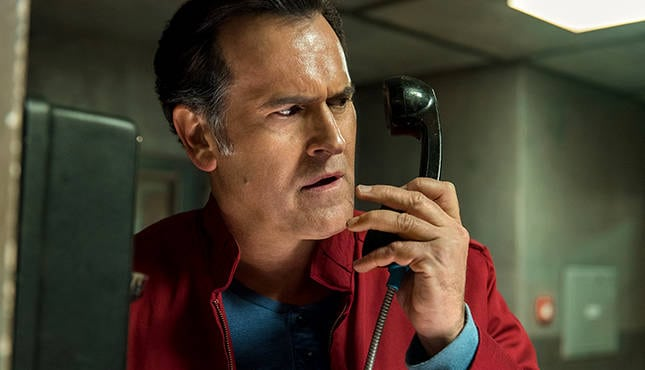 "Ash vs. Evil Dead, ""Confinement"""